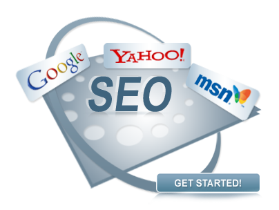 Search Engine Optimization (SEO) is the active practice of optimizing a web site by improving internal and external aspects in order to increase the traffic the site receives from search engines.